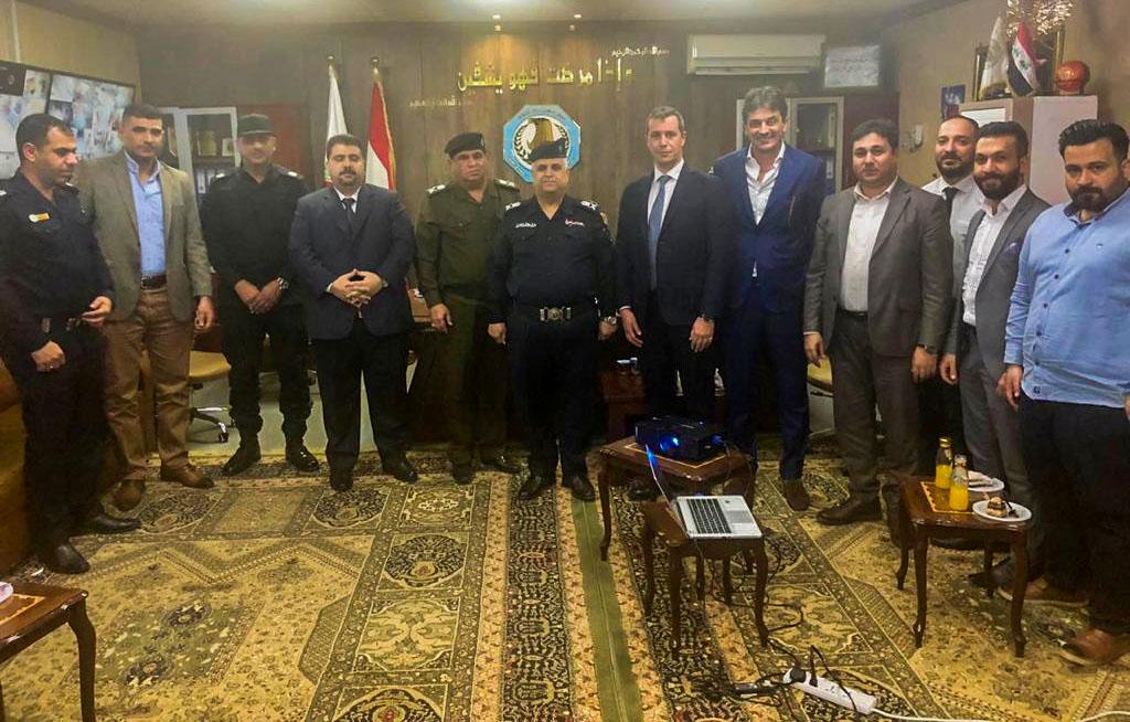 exor paolo balossi governo iraq