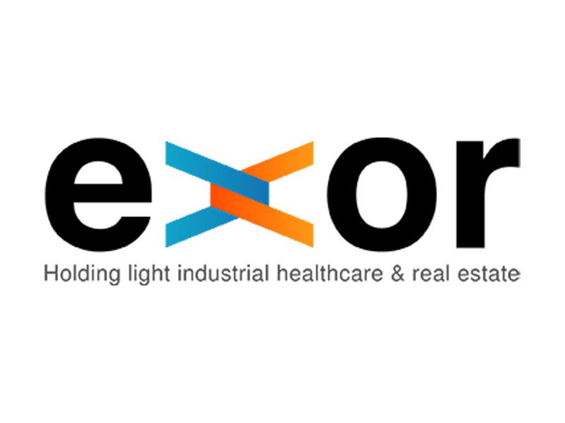 Logo Exor News